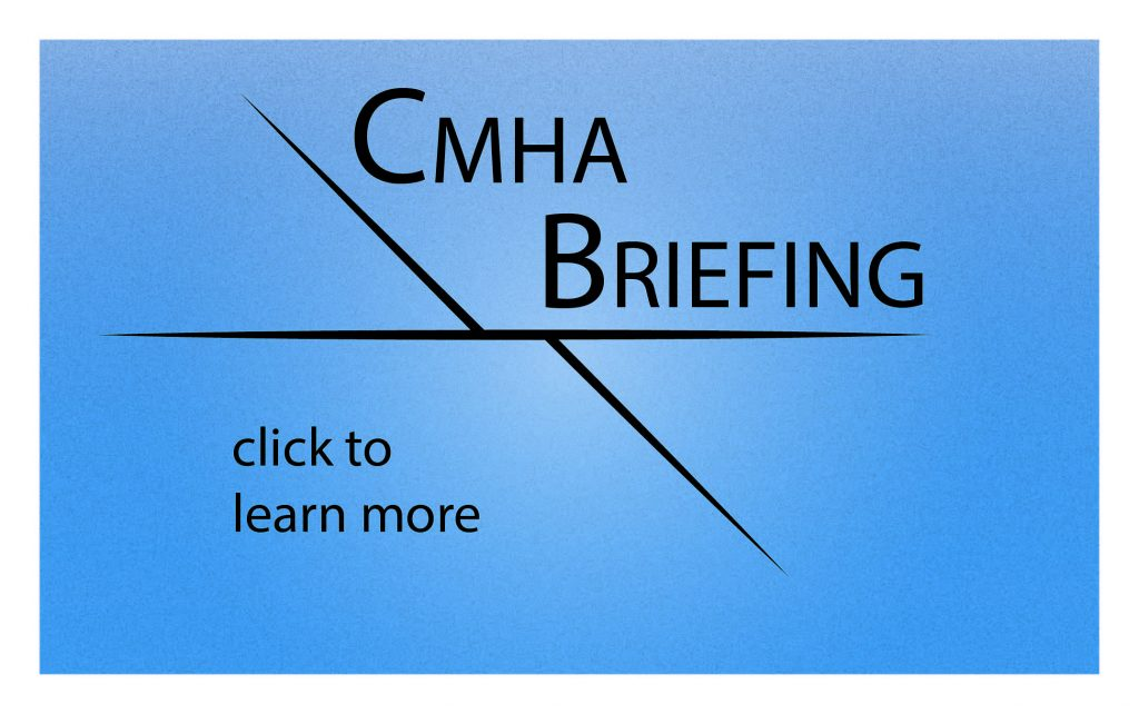CMHA_Briefing
